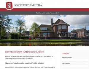 Amicitia - WordPress